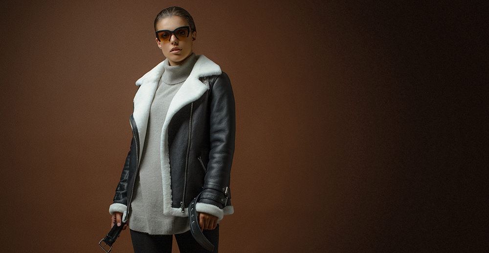 Luxury outerwear from world's leading brands